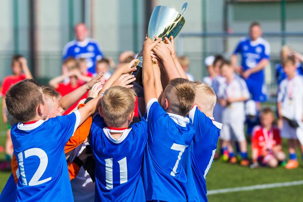 La importancia del deporte en los más pequeños