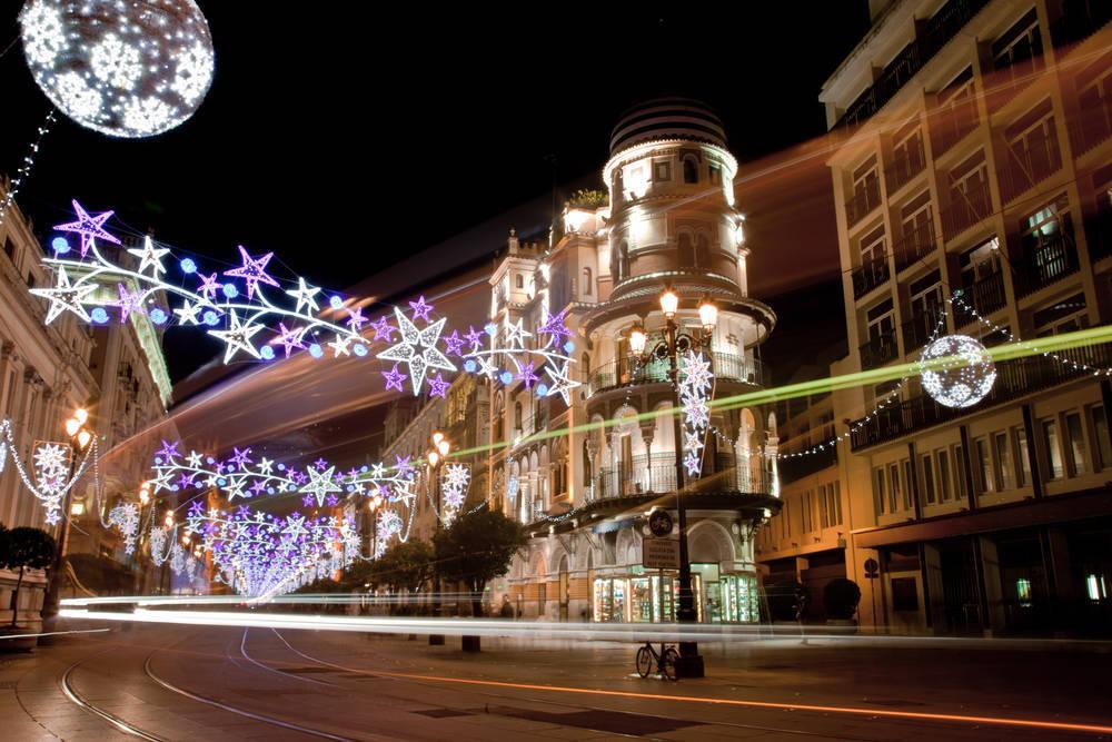 Sevilla referente nacional en turismo navideño