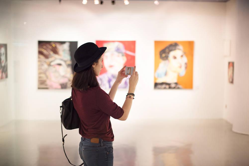 ¿Se puede vender arte online?