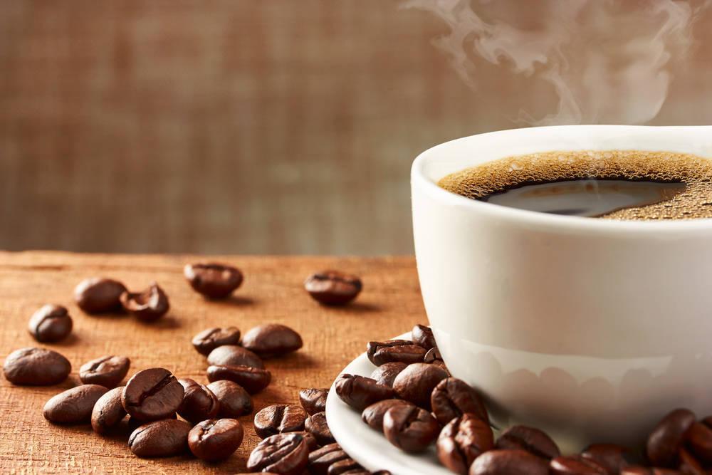 El café es bueno para la salud. Consúmelo a diario