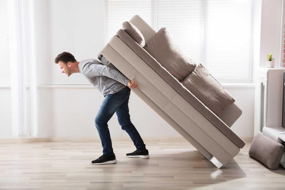 Cómo montar y desmontar tus muebles durante una mudanza